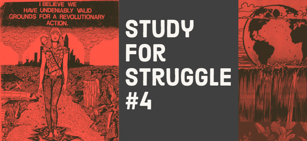 Study for Struggle #4 reading group banner
